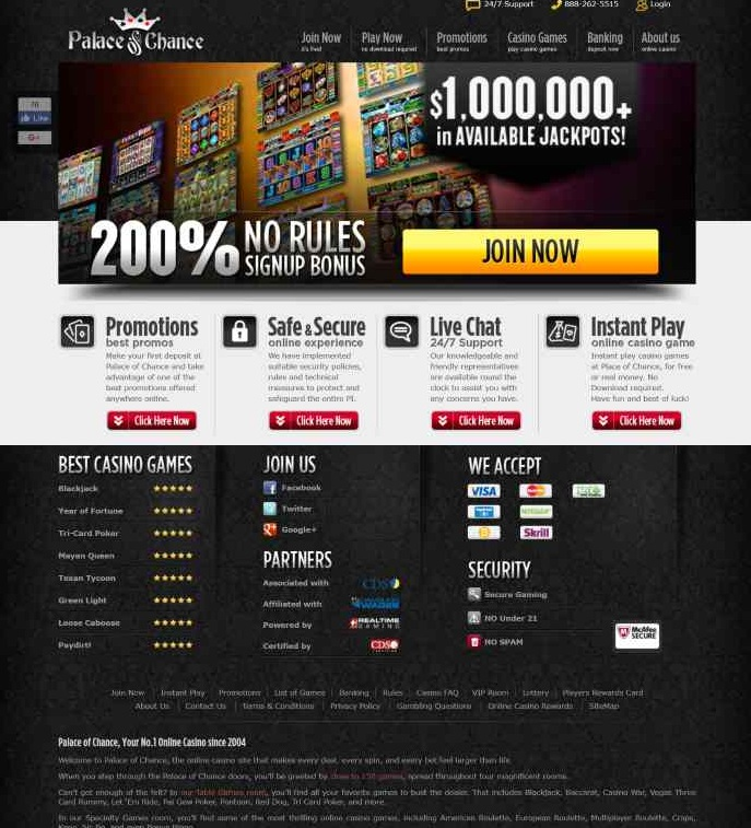 The Palace Group Casinos